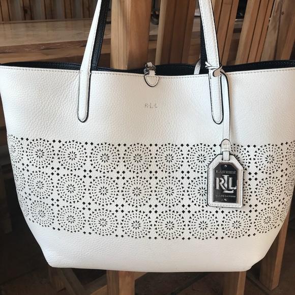 cc501b8092 Ralph Lauren Spring Summer Handbag. M 5aa700be84b5cee33fed8697